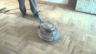 Polishing parquet/how to polish