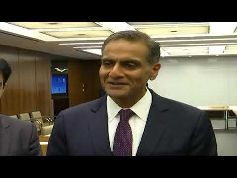 Honorable Chief Minister of Andhra Pradesh Shri Nara Chandrababu Naidu Visit to USA Day 03 Video 06