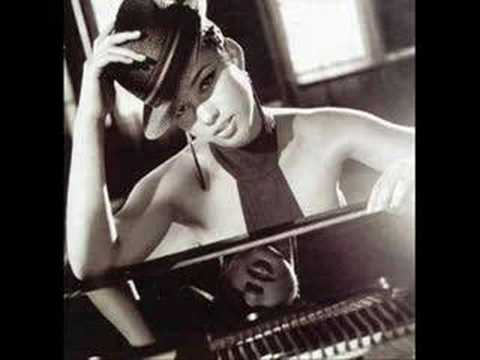 Alicia Keys - Caged Bird