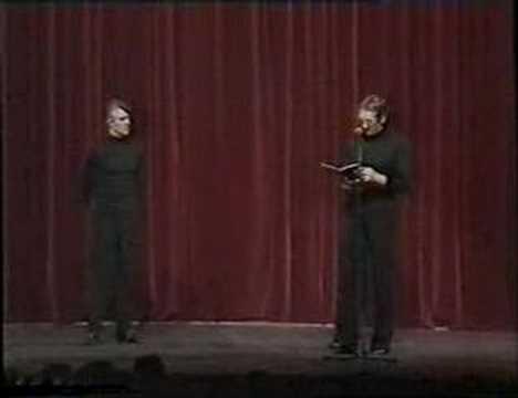 Van Kooten en de Bie & Freek - Een gebaar deel 1
