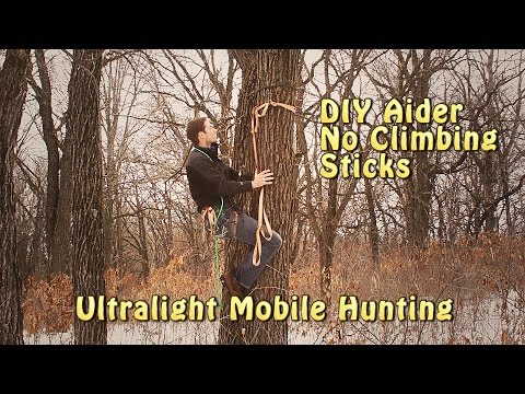 How to Climb a Tree without Climbing Sticks
