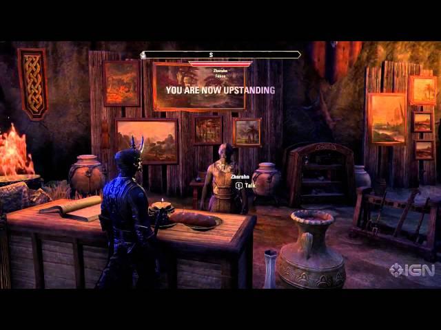 The Elder Scrolls Online - Justice System Trailer
