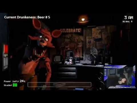 [PPP] Highlights Episode #10 – Five Nights at Freddy's – Who Needs Sobriety?