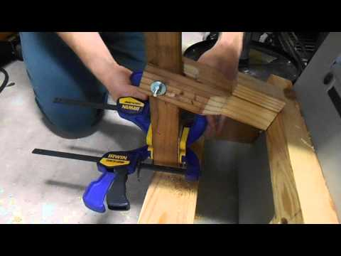 Make a Lift / Rolling Stand for Ridgid Jointer