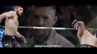 ИНТЕРВЬЮ  КОНОРА МАКГРЕГОРА / анализ про бой с Хабибом на UFC 229/ трусливый лобов опять БАЛАБОЛИТ