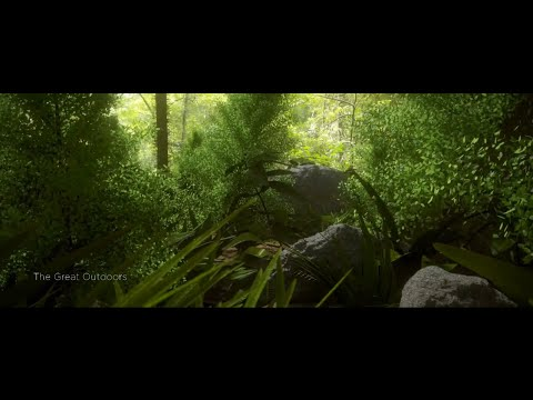 The Great Outdoors- Prebeo Animation Studios first short film