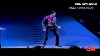 Michael Jackson Rehearsal Footage - This Is It - 2009