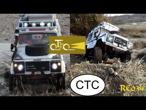 land rover defender bergwacht mountain rescue scale trial offroad trip rc 034 youtube. Black Bedroom Furniture Sets. Home Design Ideas