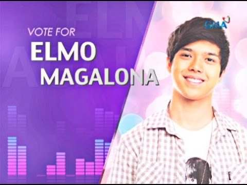Vote for Elmo Magalona!