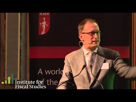 Fiscal rules and risks to revenues, Carl Emmerson, IFS