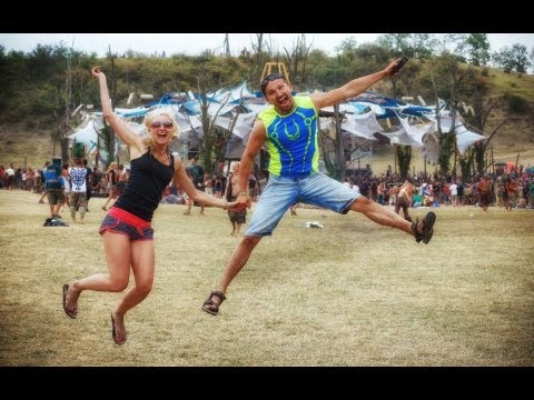 Ozora Festival 2012 HD by Rave