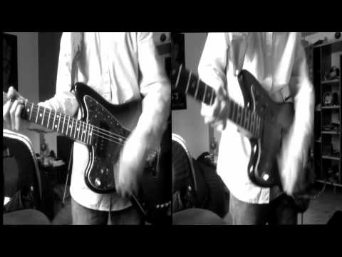 The Raveonettes - Recharge & Revolt guitar cover