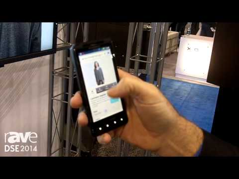 DSE 2014: ComQi Shows Mobile Phone Interaction With Signage Software