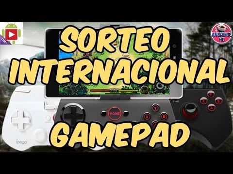 SORTEO Internacional | GamePad Multiplataforma con AndroTube