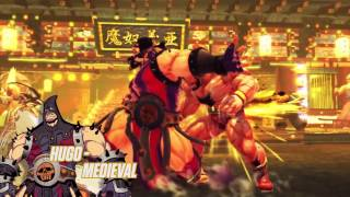 Ultra Street Fighter IV - Trajes campaña reserva