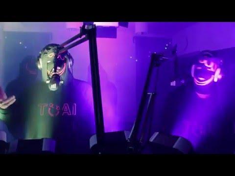 TUAI - Tre flaskor till (Live @ East FM)