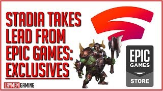 Stadia Announces Exclusives - Even Though Most Countries Can't Use Stadia