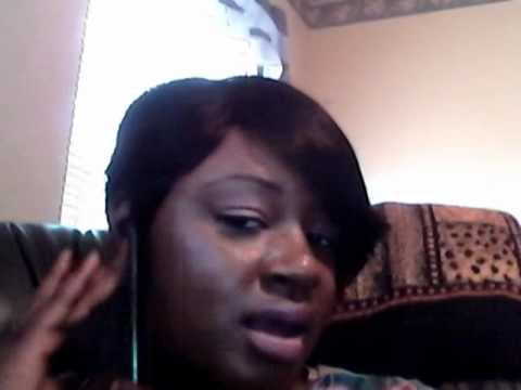 EnStyle Duby Wrap Review/Invisible Part Quick Weave!!!!!