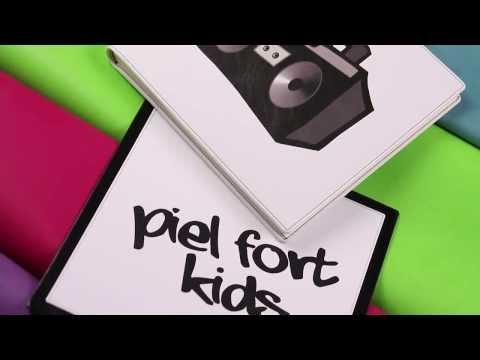 Los Álbumes Fotográficos para niños de PielFort KIDS