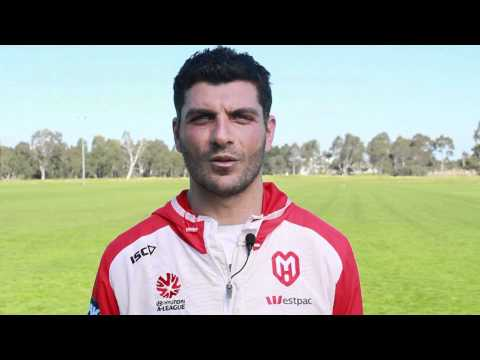 ACCESS ALL AREAS: John Aloisi Interview - September 2011