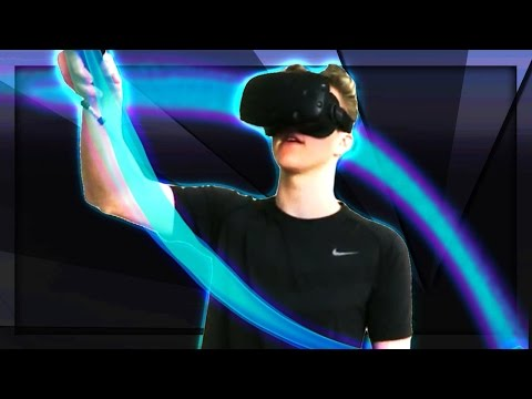 VIRTUAL REALITY DRAW MY THING? (GOOGLE TILT BRUSH)