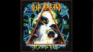 Watch Def Leppard I Wanna Be Your Hero video