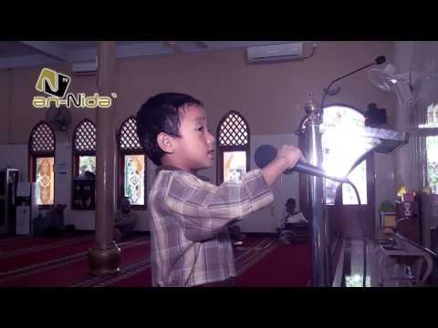 Adzan - Pesantren Tahfizh Ramadhan 1437