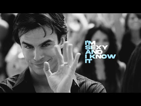 ► Damon Salvatore [sexy And I Know It] *hbd Nerea!* video