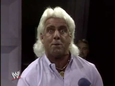 Ric Flair - Golden Spoon Video