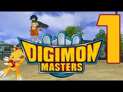 Digimon Masters Online | Ep:1 Los Primeros Pasos | Frigoadri video