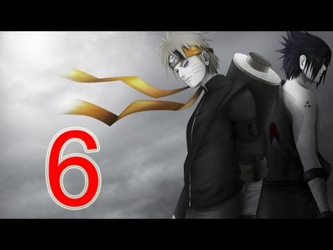 Naruto Shippuden ultimate ninja storm 3 walkthrough part 6 let's play Legend Path JP dubs /Eng Subs