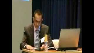 Lecture on History by Nicholas Paounis-University of W. Macedonia (International conference)