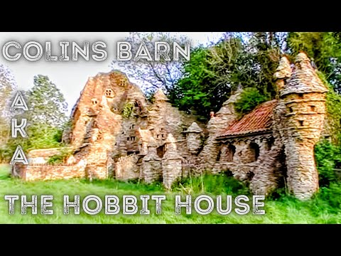 Secret Building That Could Be A House From Middle Earth In