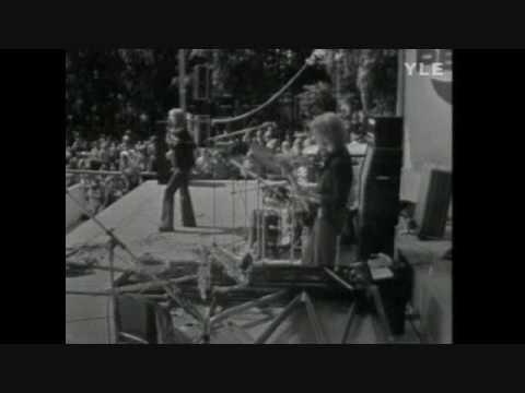 Jukka Tolonen - YLE, July 1972