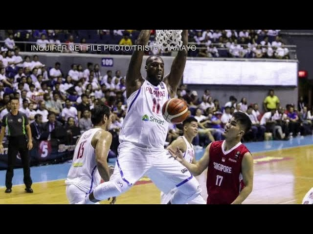 Reyes: Gilas prepared to play without Blatche