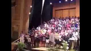 Hezekiah Walker & LFT Feat. Sheri Jones- Moffett  Brooklyn Tabernacle Choir- I Feel Your Spirit