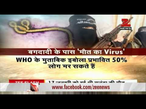 ISIS to use Ebola virus against western countries?