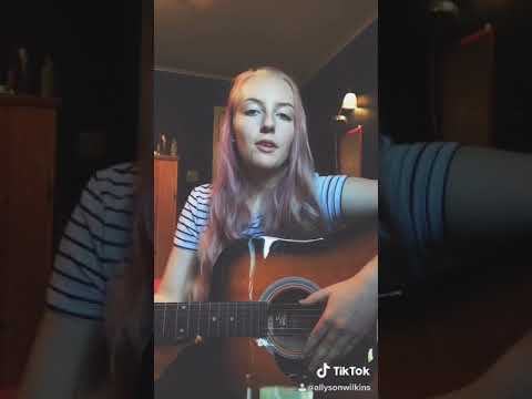 I Want To Hold Your Hand - The Beatles (cover by Ally)