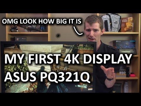 ASUS PQ321Q 31.5