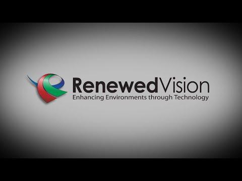 Working at Renewed Vision
