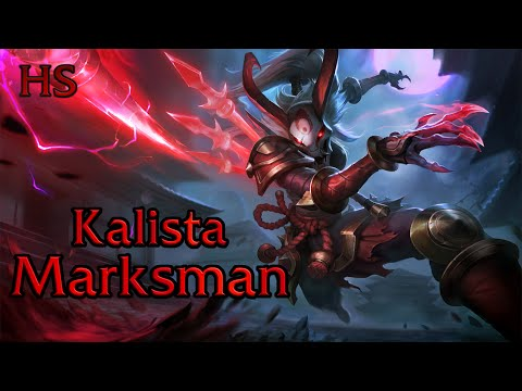 [Patch 5.15] Masters Kalista SoloQ w. Commentary