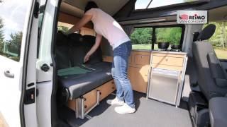 Campingbus Reimo Sportcamper auf VW T5