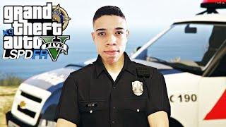 GTA V : VIDA POLICIAL : EU SOU A LEI DESSA CIDADE, HAJA O QUE HOUVER : EP. 07
