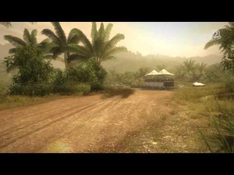 DiRT2 TimeTrial MALAYSIA-RAWANG TRAIL RALLY-350Z 2