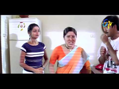 Nuvve Kavali - Kovai Sarala Comedy Scenes video