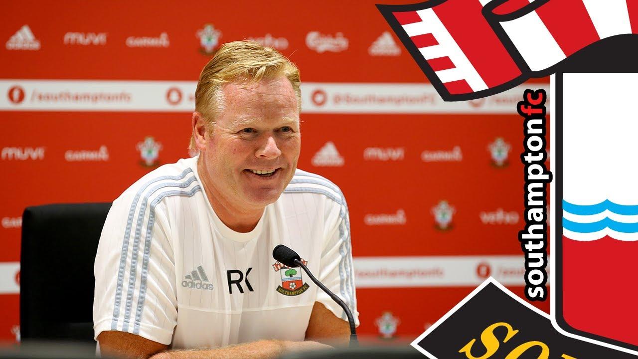 PRESS CONFERENCE: Koeman & Fonte on Vitesse