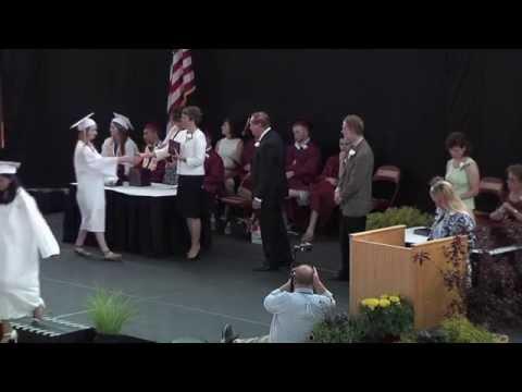 Algonquin Regional High School Graduation - June 8, 2014