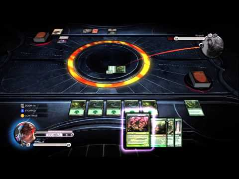 Win Or Bin - Pack Instinct - Game 2: WMG Magic 2013