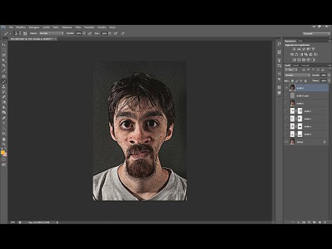 Caricature con Photoshop