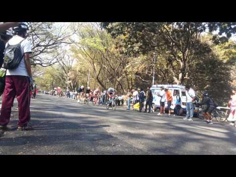 Vodafone cycling marathon 2014 bangalore